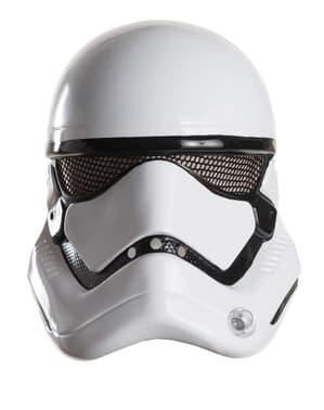 Miesten Iskujoukkojen sotilas Star Wars The Force Awakens -naamio