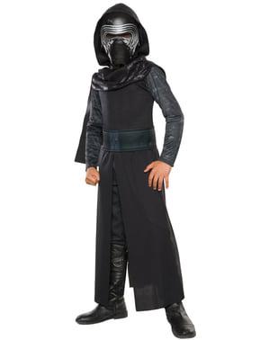 Kylo Ren kostume classic til drenge - Star Wars Episode VII