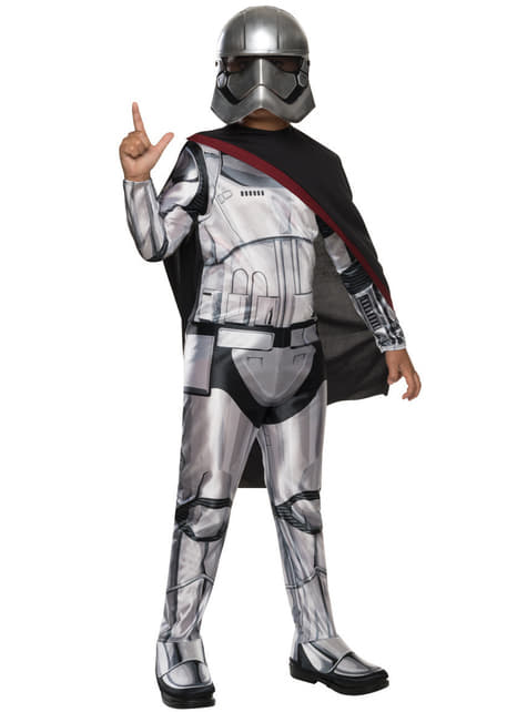 Déguisement Capitaine Phasma Star Wars Épisode 7 fille