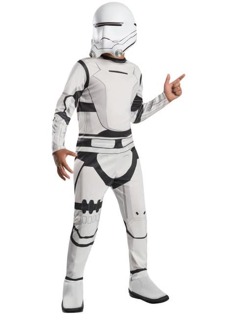 Kostium Flametrooper Star Wars: Przebudzenie Mocy dla chłopca