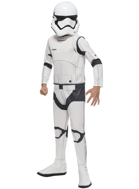Stormtrooper Star Wars The Force Awakens Costume for boys