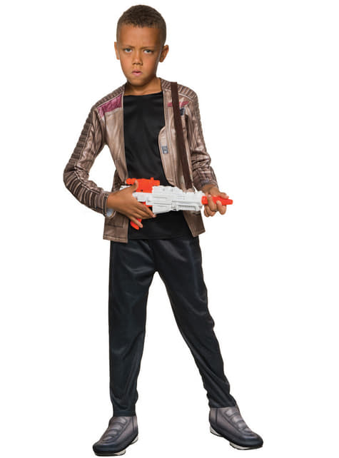 Boys Finn Star Wars The Force Awakens Prestige Costume