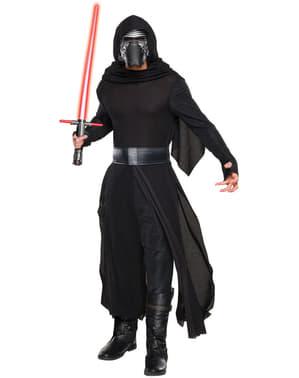 Чоловіча Kylo Ren Зоряні війни Сила Пробуджує Делюкс костюм