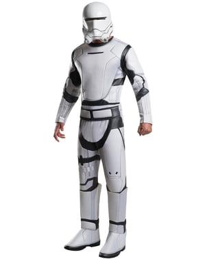 Mens Flametrooper Star Wars The Force Awakens Deluxe Costume