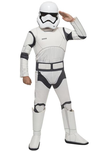 Stormtrooper Star Wars Episode 7 Kostuum voor jongens