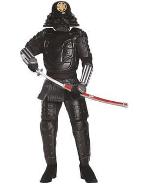 Костюм самурая Дарта Вейдера для дорослого