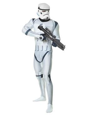 Přiléhavý oblek Stormtrooper Hvězdné války deluxe