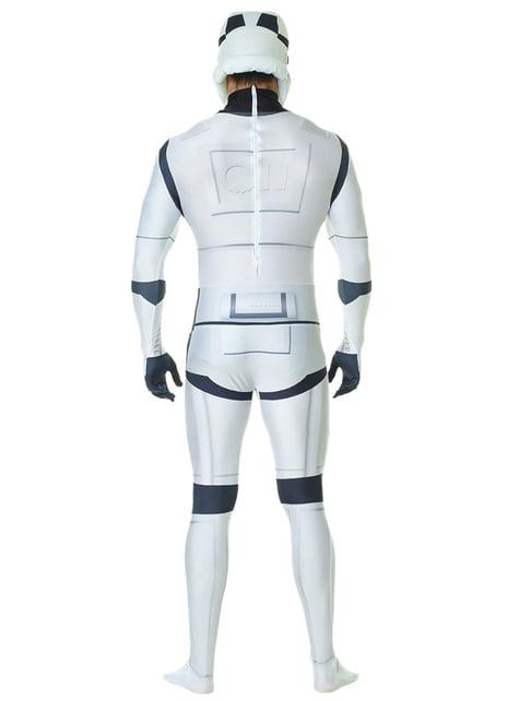 Deluxe Iskujoukkojen sotilas -Morphsuit-asu
