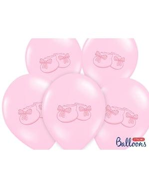 Patik pembeli 50 lateks balon (30 cm)