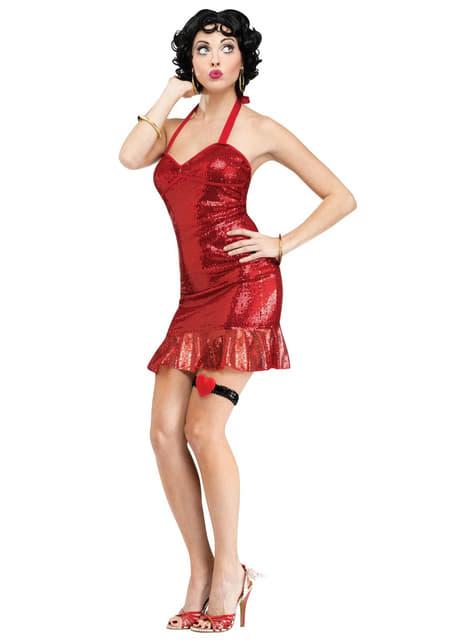 Betty Boop kostuum voor vrouwen