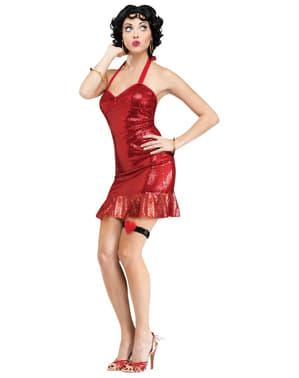 Strój Betty Boop damski