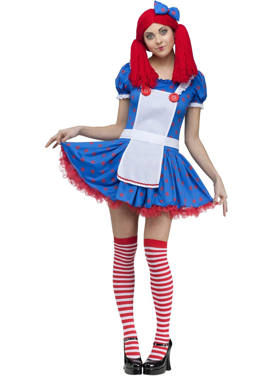 costume anne sexy raggedy