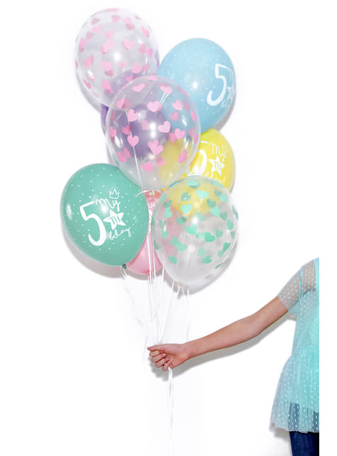 50 extra strong balloons in mulitcolours (30 cm)