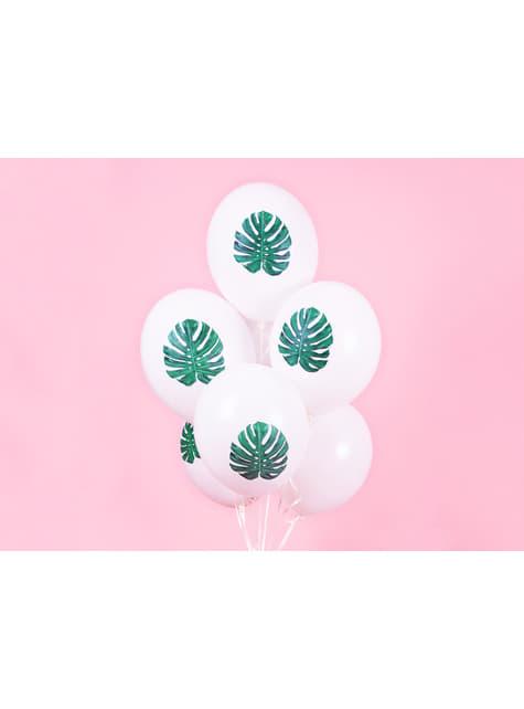 50 palloncini in latex