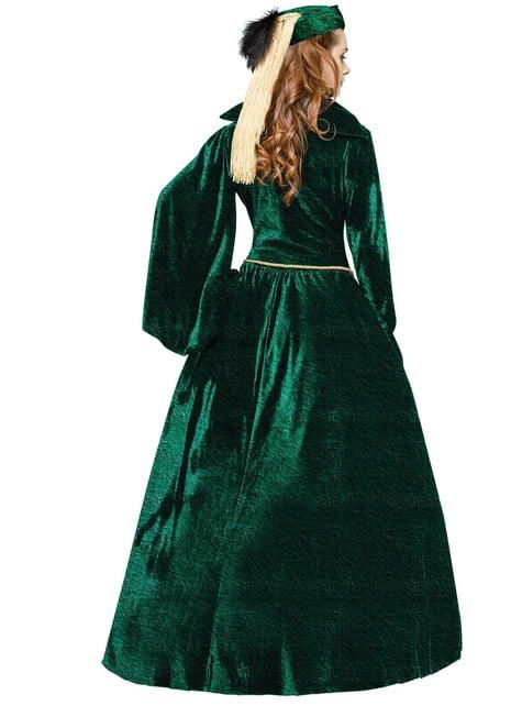 Disfraz de princesa Scarlett classic para mujer - mujer