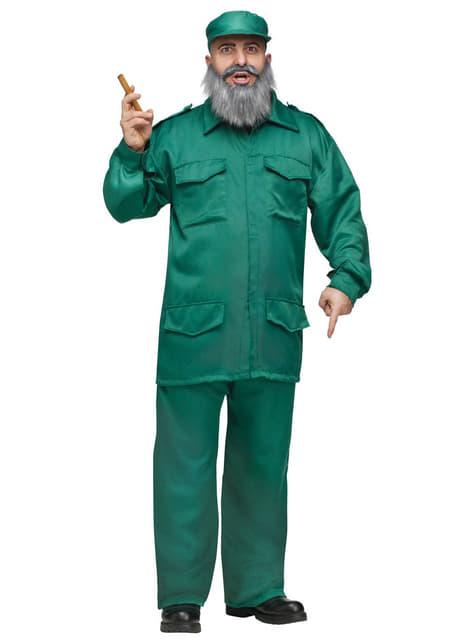 Cuban Fidel Costume