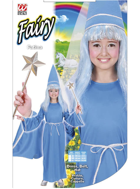 Disfraz de hada para niña - niña