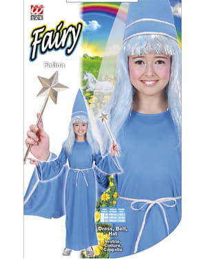 Fairy costume for a girl