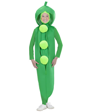 Pea costume for Kids