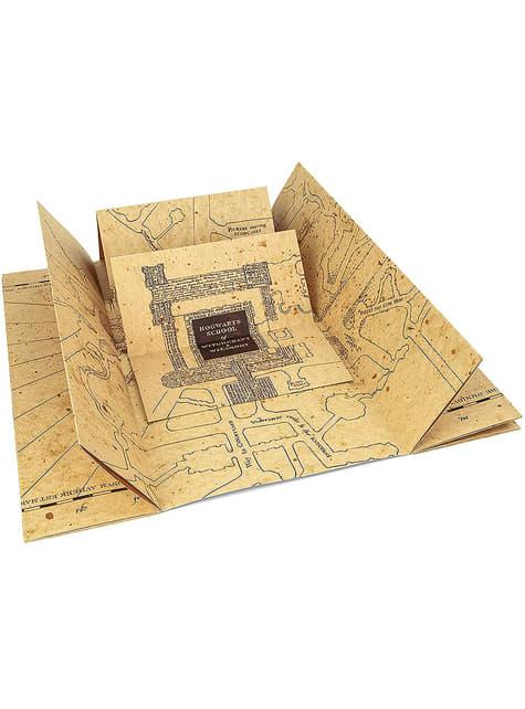 Marauder's Map - Harry Potter