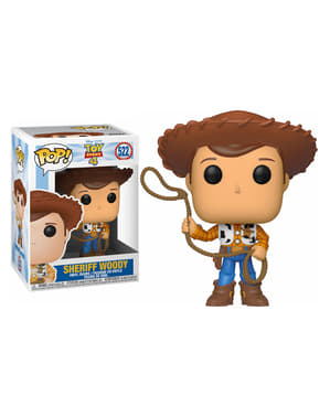 Funko POP! Sheriff Woody - Toy Story 4