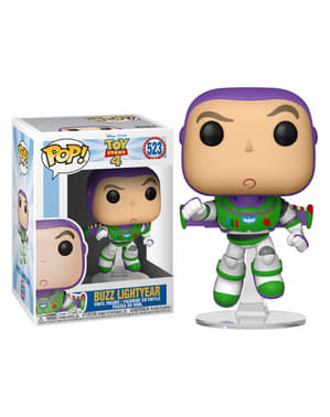 Funko POP! Buzz Lightyear con alas - Toy Story 4