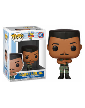 Funko POP! קארל ג'וניור Combat - צעצוע של סיפור 4