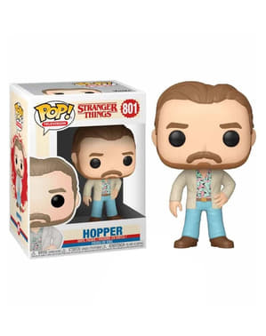 Funko POP! Hopper (Date Night) - Stranger Things