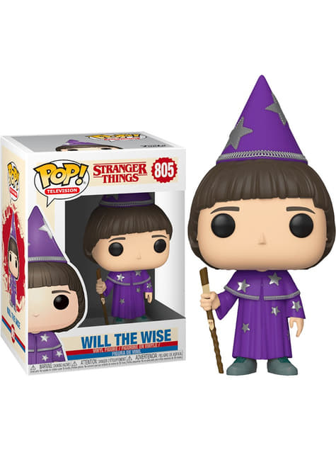 Funko POP! Will the Wise - Stranger Things