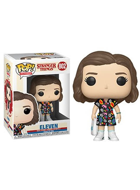 Funko POP! Eleven (Mal outfit) - Stranger Things