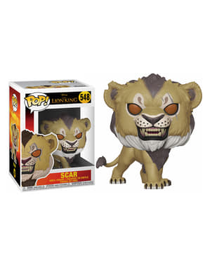 Funko POP! Scar - The Lion King (2019)