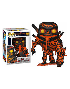 Funko POP! Molten-Man - Spider-Man: Far From Home
