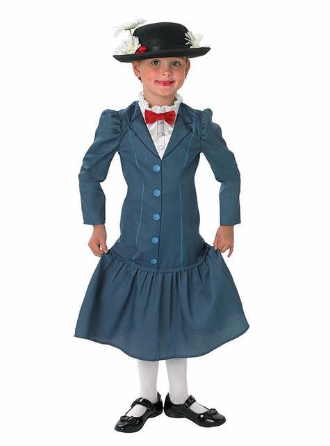 Disfraz de Mary Poppins para niña