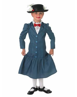 Strój Mary Poppins dla dziewczynki