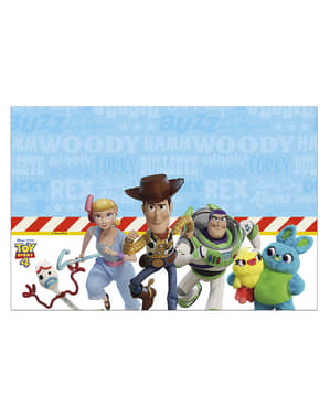 Toy Story 4 Tablecloth
