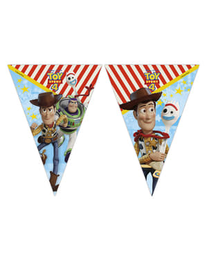 Toy Story 4 Girlang med flaggor