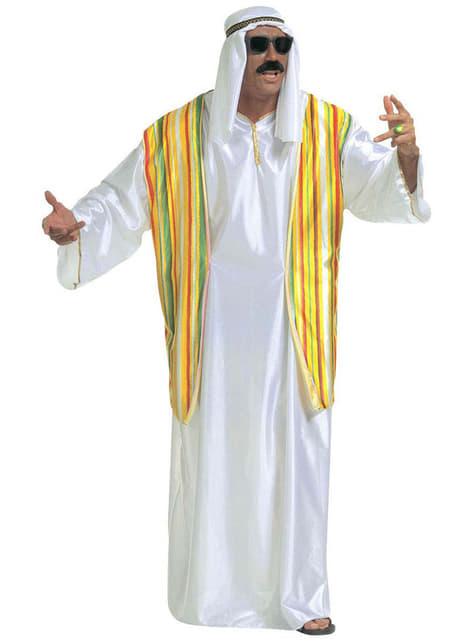 Millionaire Sheik Costume for Men
