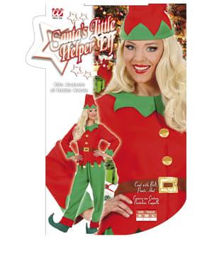 Costume da Elfo per donna