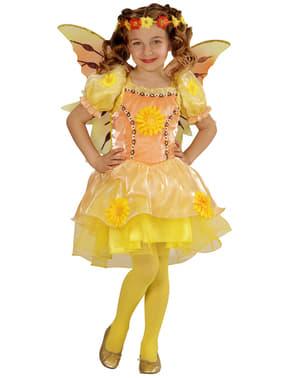 Costum de zână a verii pentru fată