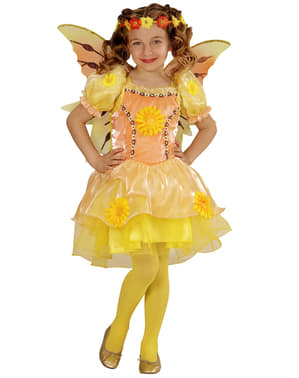 Dívčí kostým letní víla
