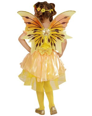 Girls Summer Fairy Costume