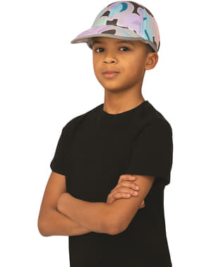 Gorra Lucas Sinclair para niño - Stranger Things