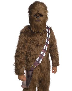 Chewbacca beweegbare kaak masker voor mannen - Star Wars