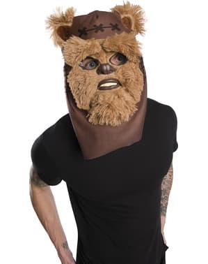 Máscara de Ewok Movable Jaw para hombre - Star Wars