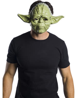 Máscara de Yoda para homem - Star Wars