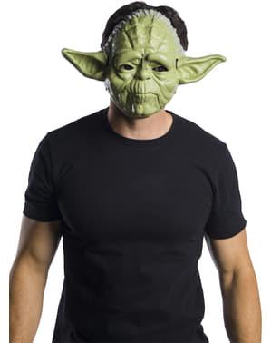 Maska Yoda dla mężczyzn - Star Wars