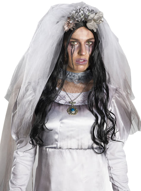 La Llorona Wig for Women