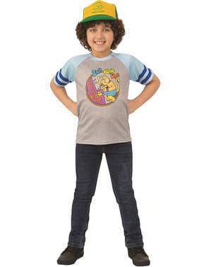 Дъстин Arcade тениска за момчета - Stranger Нещата 3