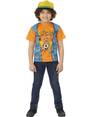 Koszulka Dustin Roast Beef dla chłopców - Stranger Things 3