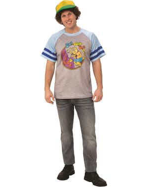 Dustin Arcade -T-paita Miehille – Stranger Things 3